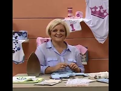 Camisetas Tal Mãe, Tal Filha com Valeria Souza | Vitrine do Artesanato na TV
