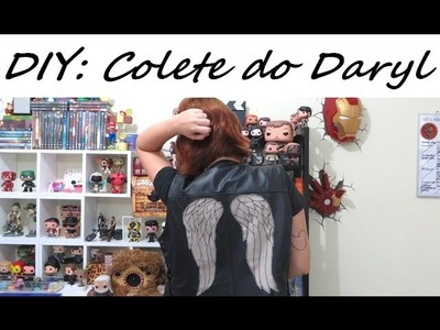 DIY | Colete do Daryl (The Walking Dead)