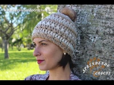 Gorro Fácil Animal em Crochê - Aprendendo Crochê