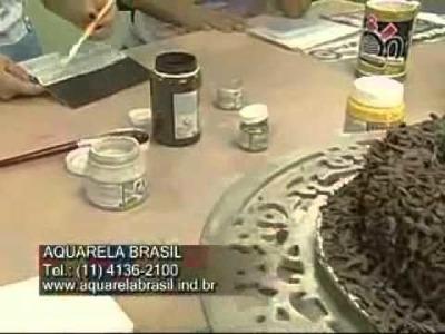 Aquarela Brasil - Pátina Provençal
