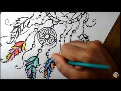 Como Desenhar FILTRO dos SONHOS passo a passo