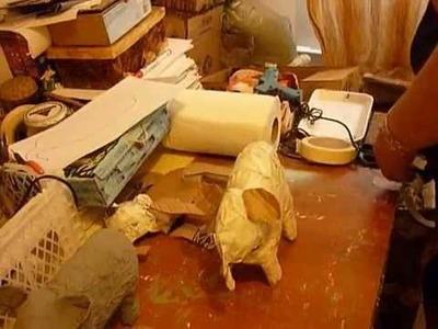 Como fazer animais de papelão (Reciclagem)