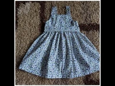 Costura fácil vestido infantil
