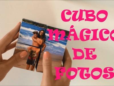 #DicadaJu: Cubo Mágico com Fotos