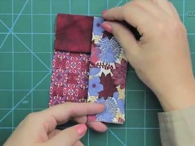 Passa o PAP | Porta lenços de tecido com Marcia Satiko