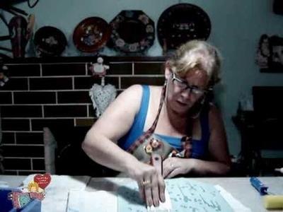 Pátina Marroquina - Pinceladas Online por Cris De Raphael