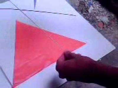 Tutorial - Como fazer uma asa delta de balão VICTOR E VENTO ZERO