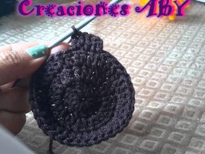 Gorro de Dora la Exploradora a Crochet 2da parte