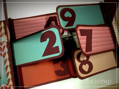 PAP presente para o namorado | Tutorial | DIY