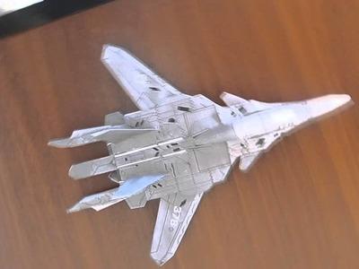 F18 Papercraft