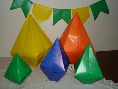 Origami - balão