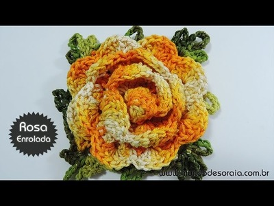 Rosa Enrolada