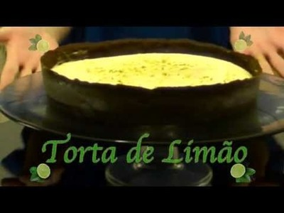 DIY - Torta de limão