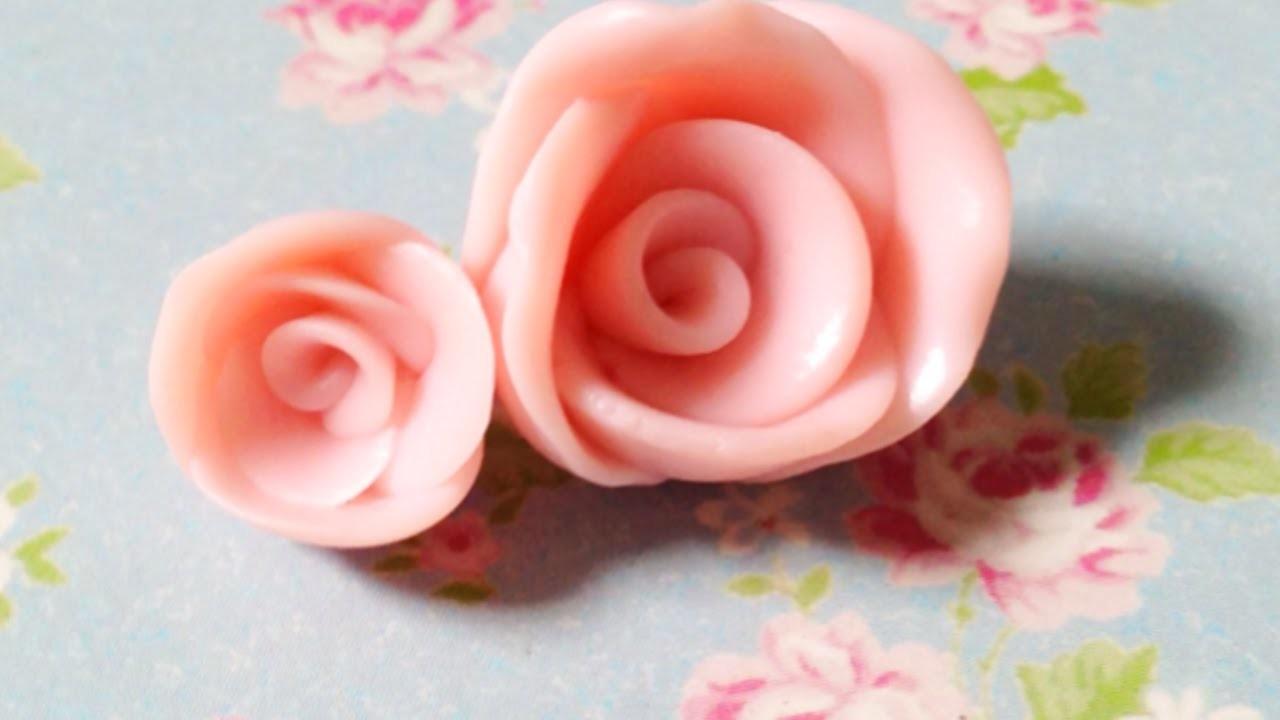 Faça Lindas Rosas de Cerâmica Plástica - Faça Você Mesmo Artesanato - Guidecentral
