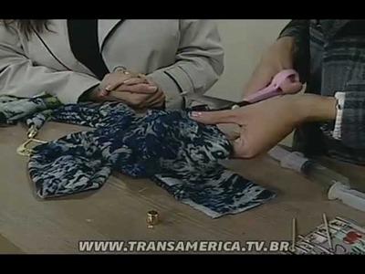 Tv Transamérica - Cachecol chique