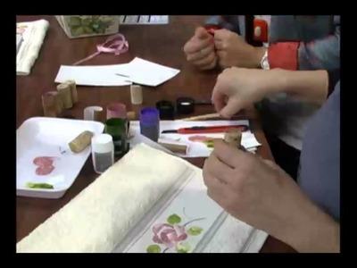 20120607 Pintado rosas com rolhas  1