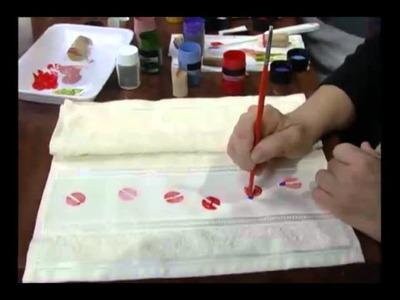 20120607 Pintado rosas com rolhas  2