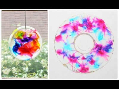 DIY: Mandala aquarelada