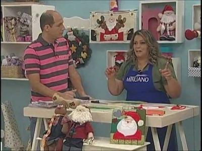 Ateliê na Tv - Tv Século - 13-11-12