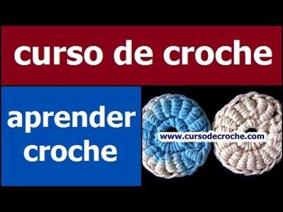 CURSO DE CROCHE BÁSICO PARA INICIANTES AULA 061.081 FUXICOS