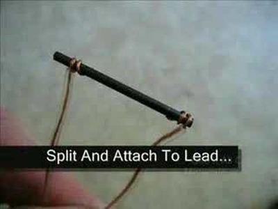 Turn a pencil into a light