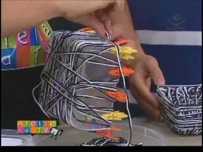 Ateliê na Tv - Tv Gazeta - 22-08-12 - Carmem Freire