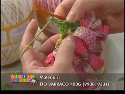 Ateliê na Tv - Tv Gazeta - 23-07-12 - Cristina Luriko
