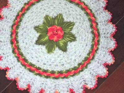 Tapetes de Crochê - Cida Moraes [2]