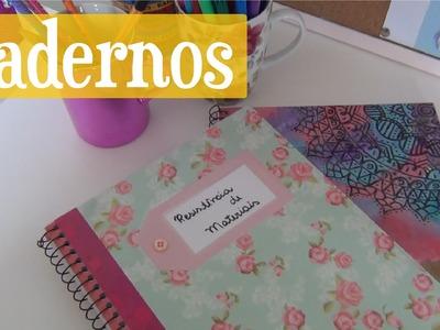 DIY Cadernos Personalizados