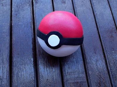 DIY - Pokébola - Pokémon