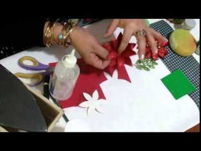 Aprender con Rossana TV: Técnica de la flor en 3D