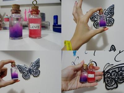 DIY : Poções mágicas