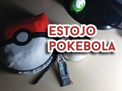 #2 DIY: Estojo de Pokebola, Geek