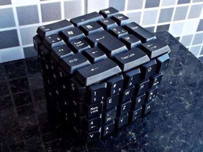 DIY - Cubo | Caixa de teclas