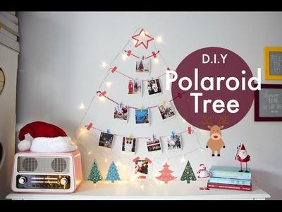 D.I.Y: Polaroid Tree | Melina Souza