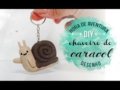 DIY CARACOL HORA DE AVENTURA ❤ GEEK TUTORIAIS