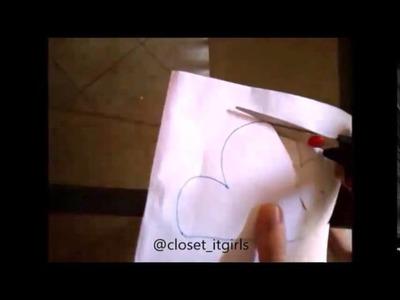 Como decorar a parede do seu baby! DIY