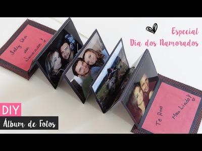 DIY Álbum de fotos | Especial Dia dos Namorados