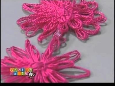 Ateliê na Tv - Tv Gazeta - 18-12-12 - Marcia Ester