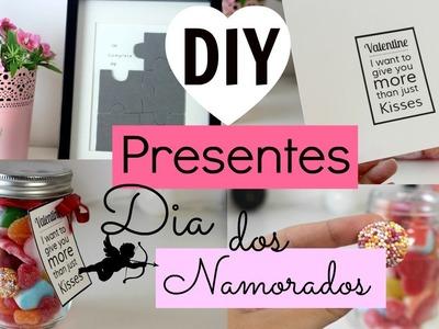 DIY ♥ Presentes Dia dos Namorados