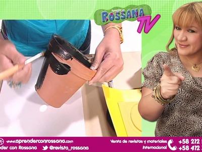Excelente Imanes para la Nevera con CD o DVD  - Aprender con Rossana TV #6. Temporada 2