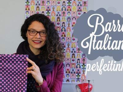 Patricia Cardoso - Como fazer barra italiana