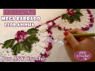 Dica de crochê Presente Dia das Mães por JNY Crochê