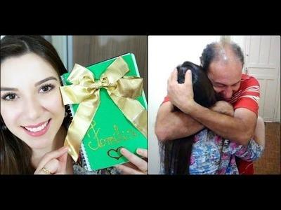 DIY: Caderno de Recordações + Surpresa para o Pai - 3º Desafio Méliuz