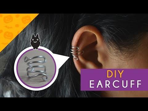 DIY: Como Fazer um Earcuff Fashion [Fácil]