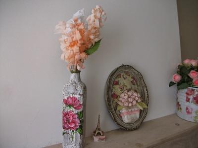 Como fazer flores Jacinto, de papel