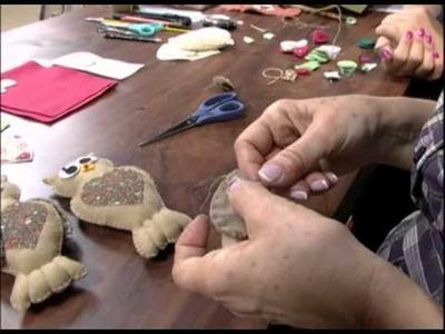 Mulher.com 27.07.2012 Carmen Silva - Guirlanda de coruja 01