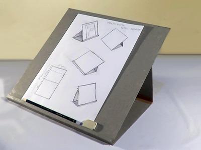 Prancheta de desenho (papelão) - Drawing board (cardboard) - Tablero de dibujo (de cartón)
