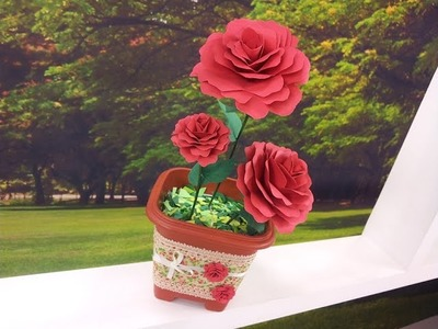 Programa Arte Brasil - 19.05.2016 - Tatiane Nascimento - Rosas de Papel