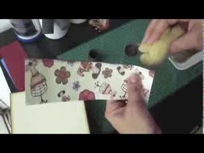 Video Aula: Caixa de Costura | Livia Fiorelli | LifeArtesanato